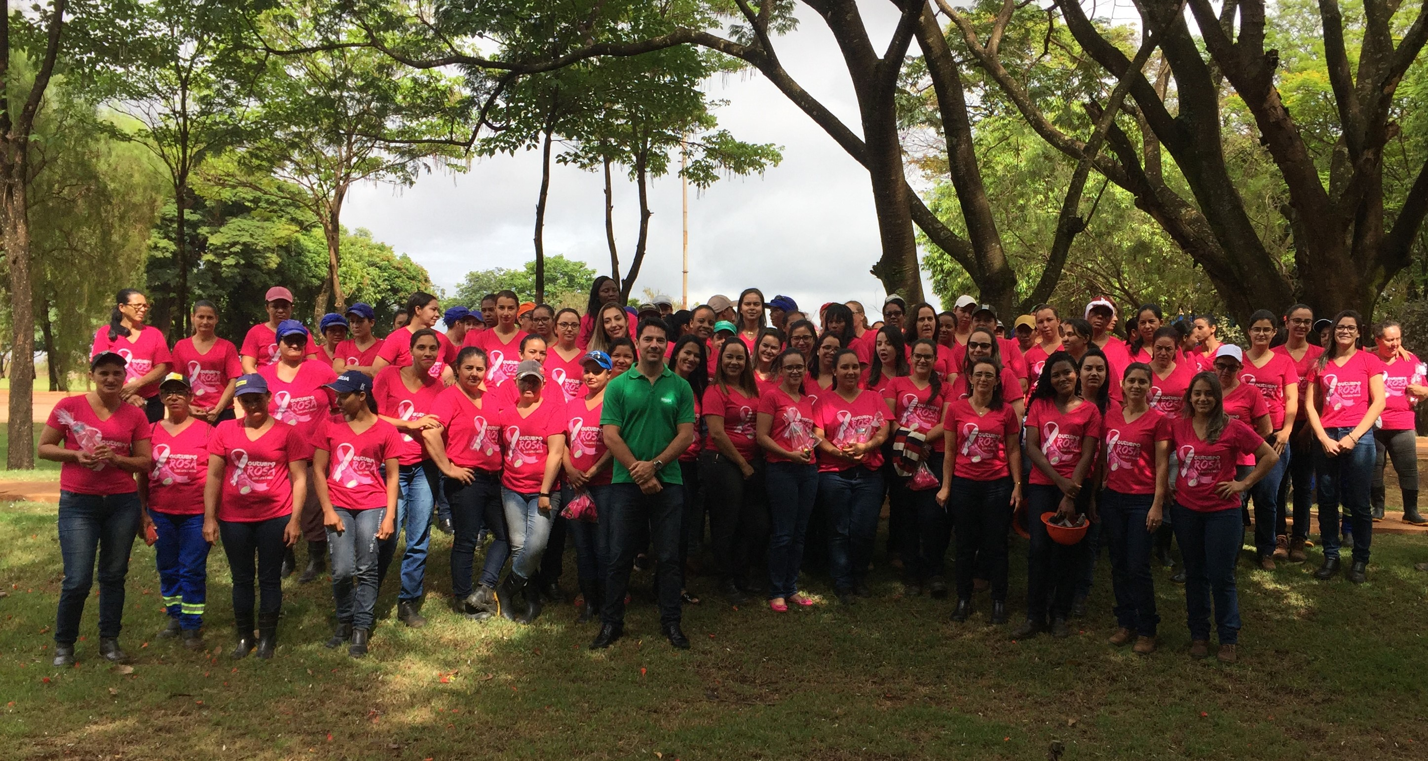 WD agroindustrial promove palestra educativa no Outubro Rosa
